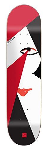 Chocolate Palette Schmalblättriger Tablett Skateboard-Unisex Erwachsene, Mehrfarbig