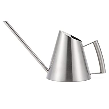 Gregarder Stainless Steel Watering Can Pot, 400ML