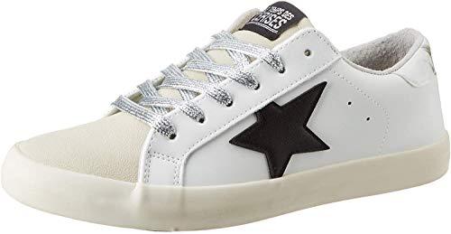 Le Temps des Cerises Damen City Sneaker, Marble, 38 EU