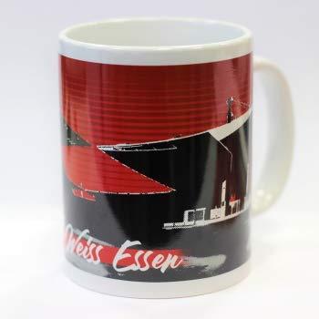 Rot-Weiss Essen RWE Kaffeetasse Big