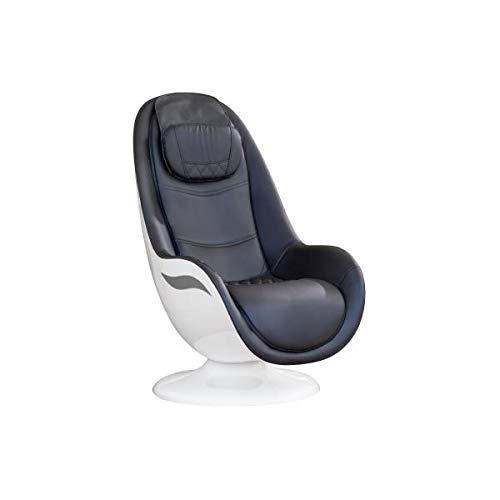 medisana RS 650 Lounge Chair, Massagestuhl mit 6 verschiedenen Massagearten und Nackenmassage, Schwedische Massage mit 3 Intensitätsstufen und USB-Ladeanschluss