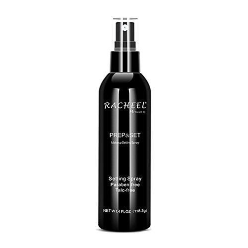 ROMANTIC BEAR Spray Fixant Maquillage Professionnel Fini Mat -Hydratant Refresh Contrôle l'Huile La Peau (118ML)