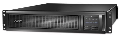 APC SMX2000RMLV2U - Smart-UPS Rack/Tower 2000VA LCD UPS(Certified Refurbished)