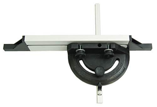 ATIKA Ersatzteil | Quer- und Gehrungsanschlag für Tischkreissäge T 250 / T 250 N/TK 250 / Bandsäge BSV 315