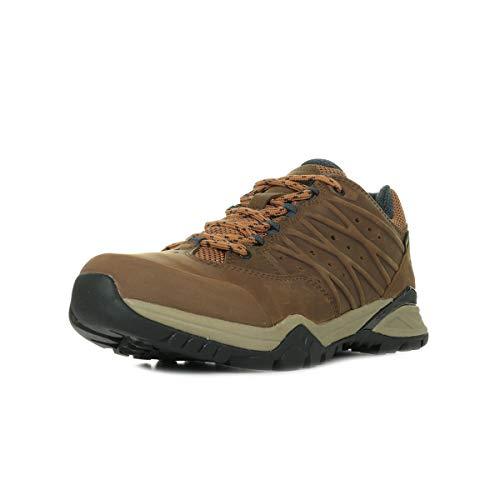 The North Face M HH Hike II GTX, Zapatillas de Senderismo para Hombre, Marrón (Timber Tan/India Ink H07), 42.5 EU