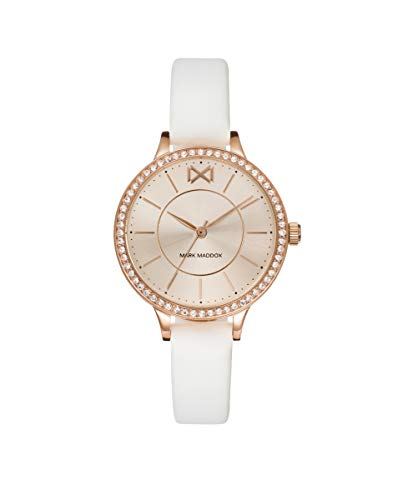 Reloj Acero IP Rosa Correa Sra MM