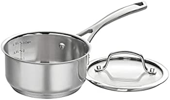 Cuisinart Forever Stainless Collection 1-qt. Saucepan & Lid