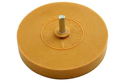 Power-Tec 91488 - Disco para Eliminar Adhesivos de la carrocería