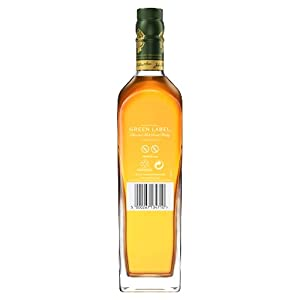 Johnnie Walker - Green Label Whisky Escocés, 700 ml