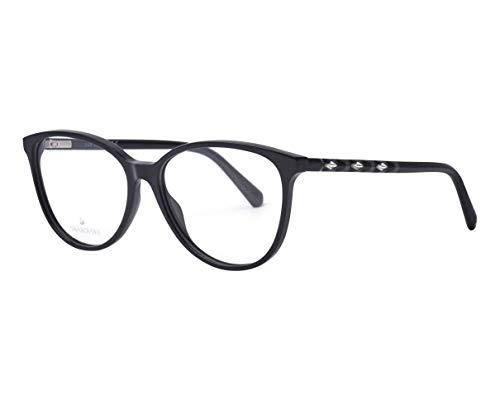 Swarovski Damen Brillen SK5301, 001, 54