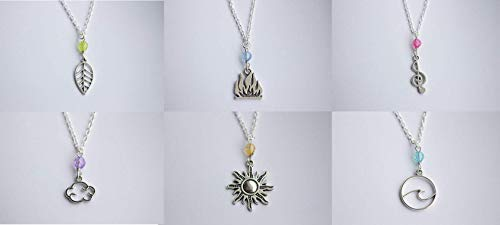 The Winx Club Character Necklaces