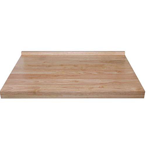 LYMUP Bordo- Cortar Tabla de Cortar de Madera Maciza Junta Grande de Corte Cortar Panel de la Junta y Panel de Hogares Antiadherente Tabla de Cortar (Color : Brown, Size : 40x60cm)