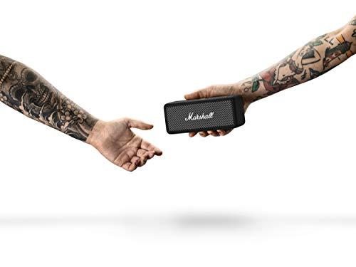 Marshall Emberton Portable Bluetooth Speaker - Black
