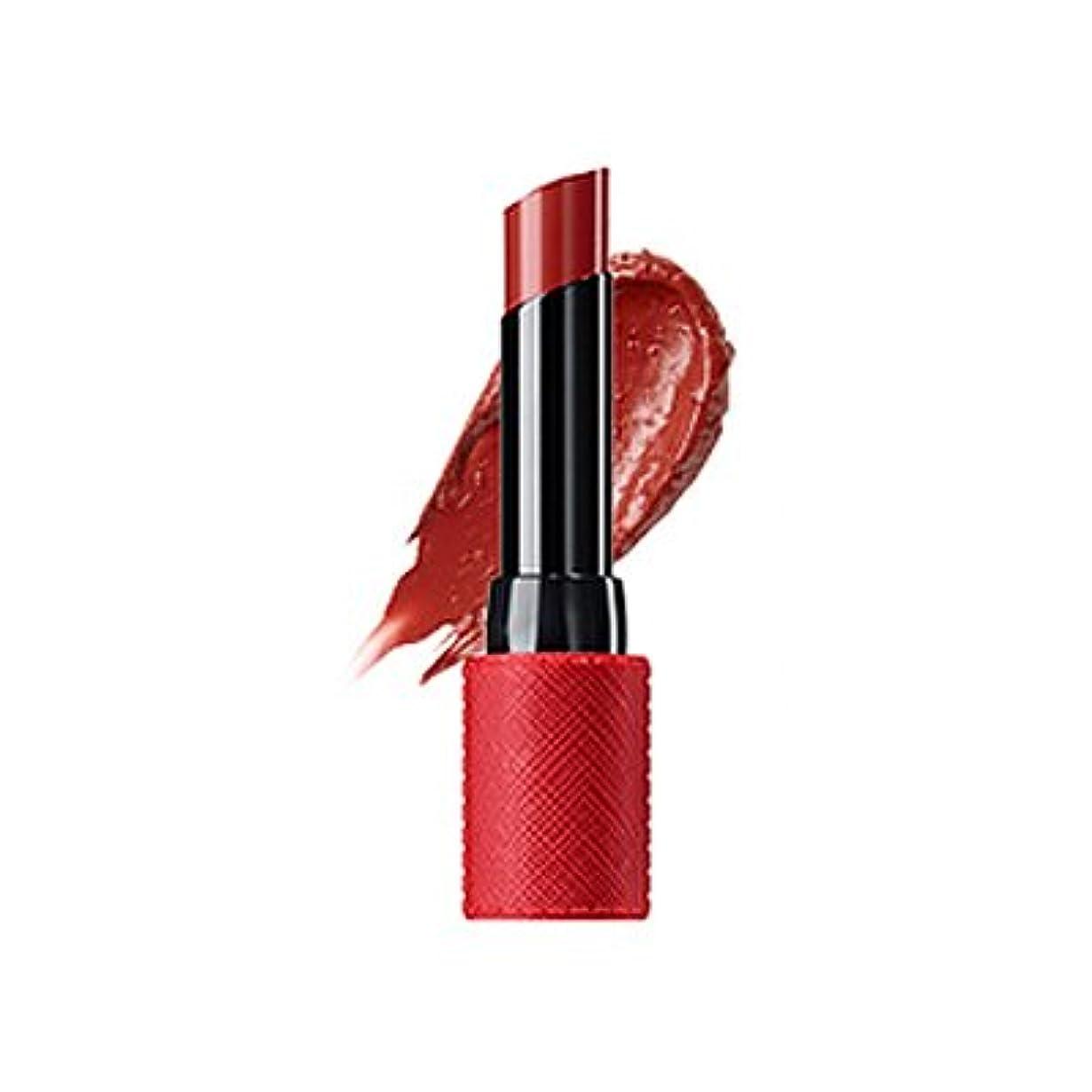 浅いパン屋金額【The Saem】ザセム キスホリック リップスティック S レッドブリック/Kissholic Lipstick S Red Brick / RD06