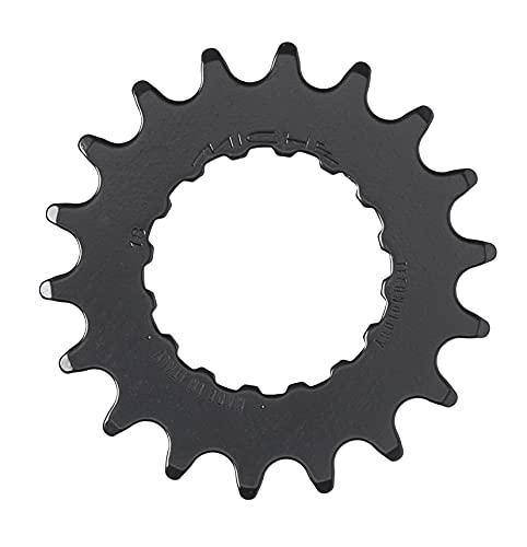 Ritzel Miche für Bosch Active/Performance Line 18 Zähne, schwarz (1 Stück)