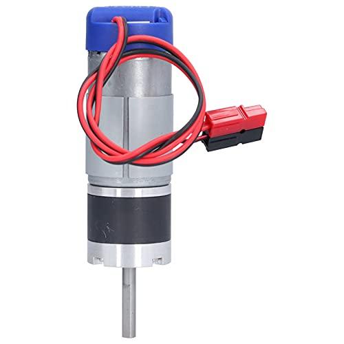 Micro Reducción De Velocidad, Transmisión De Velocidad Más Suave Motor De Engranajes Planetarios Estructura Compacta De Alta Precisión para Impresoras 3D para Robótica para Proyectos De