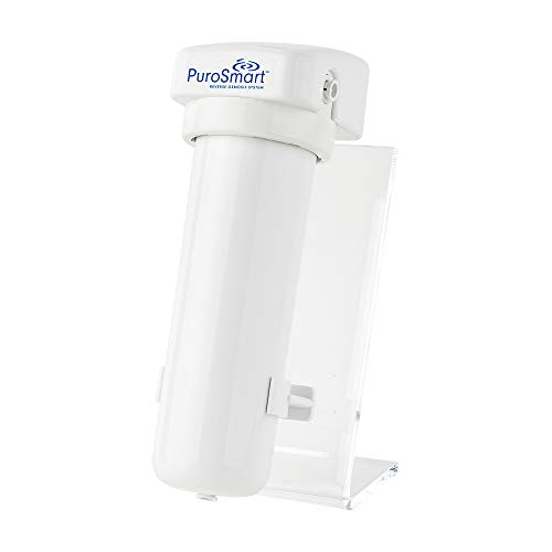 PuroSmart High Flow RO System, Counter Top Home Water Treatment System   Compact Countertop RO System   Great for Apartments & Rentals   Applied Membranes PSCT50