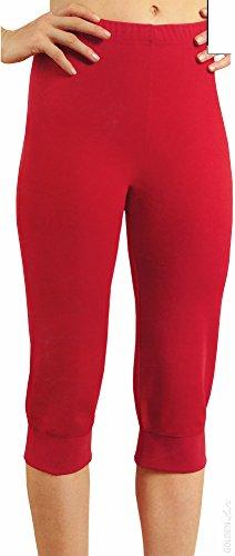 CRIVIT® Damen Ski-Unterhose (Gr. S 36/38, Rot)