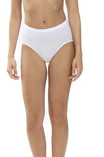 Mey Basics Serie Best of Damen Taillenslips/ - Pants Weiß 44