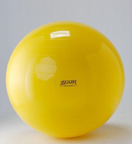 Gymnastikball Gymnic Classic (gelb, 75cm)