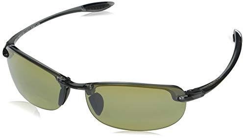 Maui Jim HT805-1120 Gafas, gris trasparente, 64/17/130 Unisex Adulto