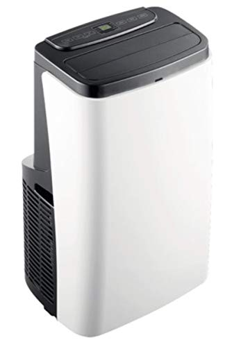 HANTECH - Climatizador local, portátil con 3,5 kW de potencia de refrigeración, 12000 BTU, aire acondicionado para el hogar, oficina, adecuado para habitaciones de hasta 84 m3