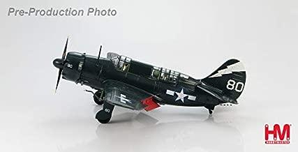 Hobby Master Curtiss SB2C-4 Helldiver White 80 of VB-85 USS Shangri-La 1945 1/72 diecast Plane Model Aircraft
