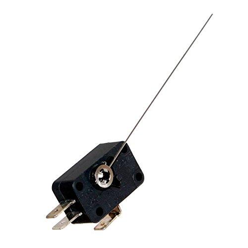 1 Mikroschalter Microswitch mit Fahne Öffner Schließer Mikro-Taster für Flipper Münzzähler Tilt Neu Joy-Button