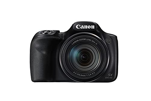 Canon PowerShot SX540 HS Digitalkamera...