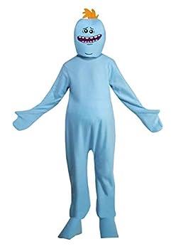 Palamon Adult Rick and Morty Mr Meeseeks Costume X-Large