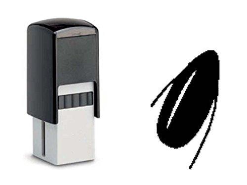 Bonuskartenstempel NAGELSTUDIO - Stempel mit Motiv Fingernagel - für Bonuskarte Verkauf Bonus