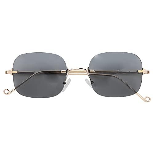 CHICIRIS Gafas de Sol, excelente Mano de Obra, visión Clara, Gafas de Sol Vintage para el hogar