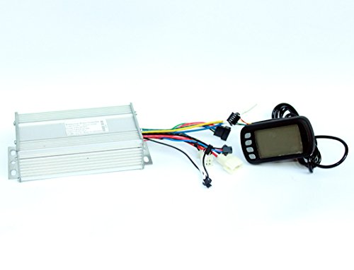 L-faster 450W ~ 1000W Controlador eléctrico sin escobillas del Motor de la...