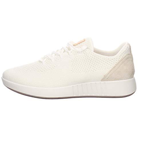 Legero Damen Sneaker Essence Weiss Gr. 39