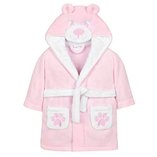 BABY TOWN - Peignoir - Manches Longues - Bébé (fille) 0 à 24 mois - rose - 18 mois