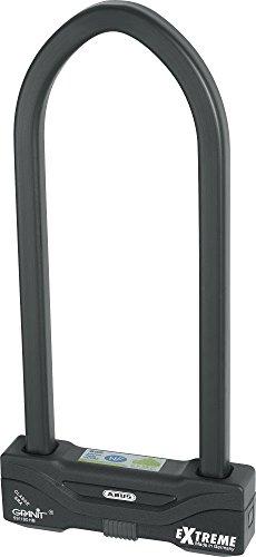 ABUS 58608 Vorhängeschloss, schwarz