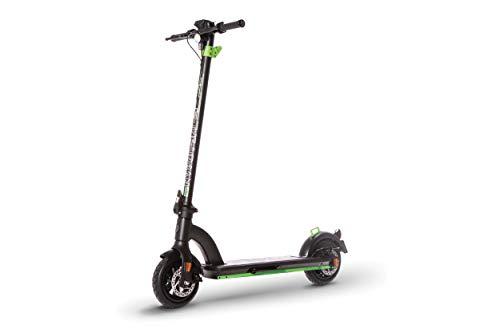 Urban-Electronics XR1 e Scooter | StVZO | Negro/Verde, 380101001