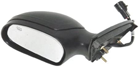 OE Replacement Ford Taurus/Mercury Sable Driver Side Mirror Outside Rear View (Partslink Number FO1320193)