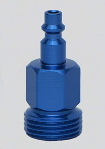 Winterize Mfg. Heavy-Duty Quick Connect Air Compressor Blow Out Plug for RV, Travel Trailer, or Boat