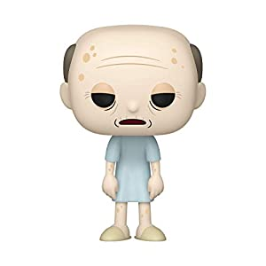 Funko Pop Morty hospitalizado (Rick & Morty 693) Funko Pop Rick & Morty