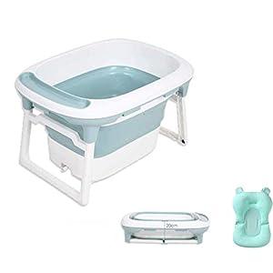 Babify Bañera Bebé Plegable con Cojín Reductor Aqua Plus – De 0 a 8 años