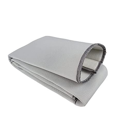 Ozgkee - Copertura portatile per condizionatore d'aria, per uso domestico, isolante, con manicotto per tubo di scarico con diametro di 12,7 cm e 15,2 cm