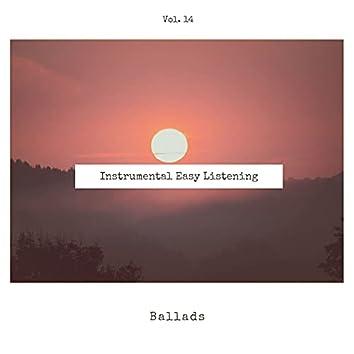 Instrumental Easy Listening Ballads, Vol. 14