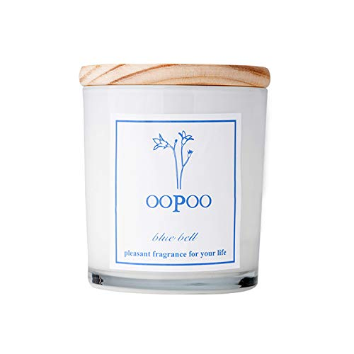 Scented Candles Gifts for Women Men- Stress Relief Candle- 50 Hours Long Lasting Burning Aromatherapy Candle for Relaxation- 100% Natural Soybean Wax Candle for Home- 6 Oz