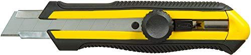 Stanley Cúter Stanley-18 mm, fijación de Hoja con Tornillo, 0-10-417