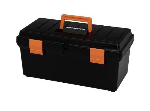 アイリスオーヤマ 工具箱 ハードケース 500 エコブラック【幅約47×奥行約24×高さ約23cm】