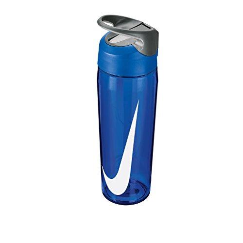 Nike - Gourde de sport HYPERCHARGE (680 ml) (Bleu roi)