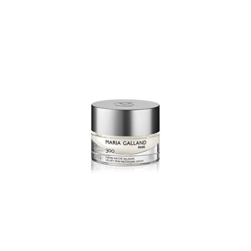 Maria Galland 300 Créme Matité effetto velluto | Crema antietà | Crema antirughe | Crema idratante per la cura della pelle del viso | 50ml