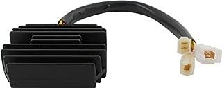 DB Electrical AHA6069 New Regulator Rectifier For Honda Vt1100C Shadow 1987-2001, Vt1100C2 1995-2001, Honda Vt1100C3, Vt1100T Shadow Aero 1998-2001 ESP2477 31600-MAA-000 31600-MAA-A01 31600-MAA-A10