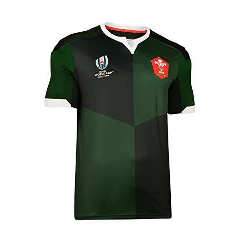 Camiseta De Rugby, Camiseta De Rugby Local De Gales 2020, Ca